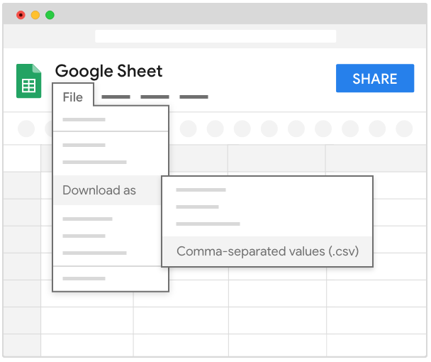 Google Sheets for Adobe XD